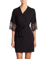 Cosabella Papyrus Robe - Lyst