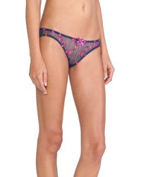 Agent Provocateur Clementina Mini Brief - Lyst