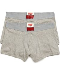 Levi's Mens 200series Trunks 2pack - Lyst