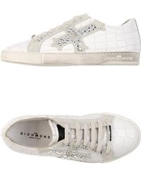 John Richmond Low-Tops & Trainers - Lyst