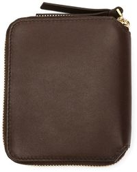 DESA NINETEENSEVENTYTWO - Small Zip Around Wallet - Lyst