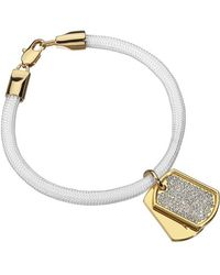 Stella Valle - Aspire Paracord Bracelet - Lyst