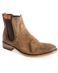 John Varvatos 'Fleetwood' Chelsea Boot - Lyst