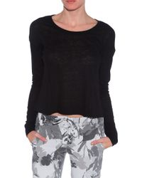 Bella Luxx Cropped Top - Lyst