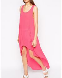 Pop Cph - Georgette Summer Dress - Lyst