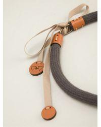 Vice & Vanity - 'kisa' Necklace - Lyst