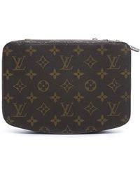 Louis Vuitton | Pre-owned Monogram Canvas Monte Carlo Jewelry Box | Lyst