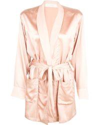 Araks Madeline Robe pink - Lyst