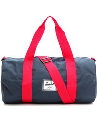 Herschel Supply Co. Sutton Duffel Bag Navyred - Lyst
