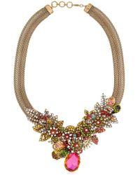 Bijoux Heart - Burst Necklace - Lyst