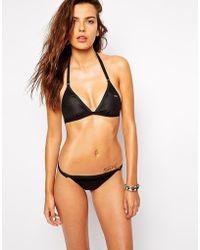 Oakley - Brazilian Hipster Bikini Bottom - Lyst