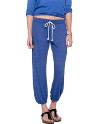 Nation Medora Capri Sweats - Lyst