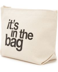 Dogeared - It's In The Bag Pouch - It's In The Bag - Lyst