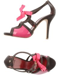 Gianfranco Ferré Sandals - Lyst