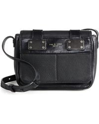 Rag & Bone Mini Pilot Crossbody Bag - Lyst
