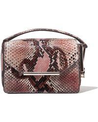Ferragamo Small Shoulder Bag - Lyst