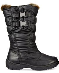 Weatherproof Becky Cold Weather Boots - Black