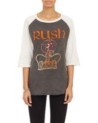 Madeworn Rush Graphic Baseball T-Shirt - Lyst