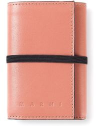 Marni Practical Wallet - Lyst