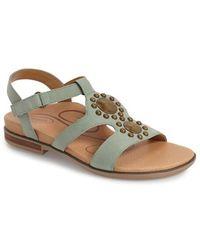 Aetrex - Vivan Gladiator Sandals - Lyst