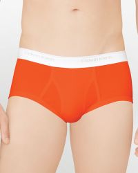 Calvin Klein Basic Briefs 3 Pack - Lyst
