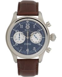 Ball Watch - Trainmaster Cannonball Ii Watch - Lyst