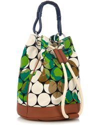 Marni - Nymphenyhea-Print Canvas Backpack - Lyst