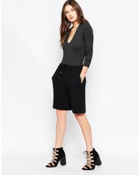 Just Female - Lee Long Shorts - Lyst
