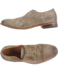 NDC   khaki Lace-up Shoes   Lyst