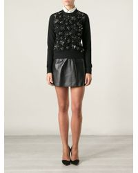 DSquared2 Sequin Sweater - Lyst