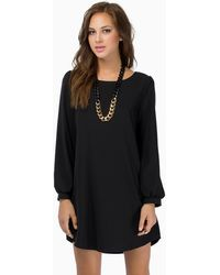 Tobi Sippin Cosmos Dress - Lyst