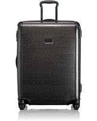 Tumi - Tegra-lite Black Graphite Medium-trip Packing Case - Lyst