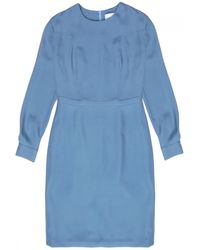 Alexander Lewis - Chavah Long Sleeve Dress - Lyst