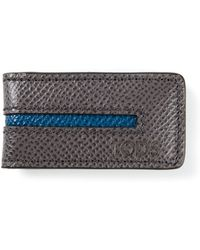 Tod's Stripe Money Clip - Lyst