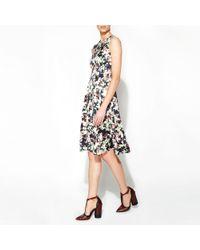 Erdem Bunty Dress Peabody Wallpaper - Lyst
