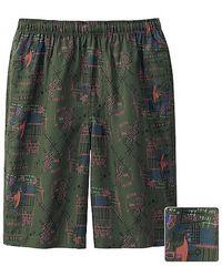Uniqlo Sprz Ny Steteco Shorts (Jean-Michel Basquiat) - Lyst