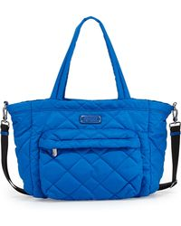 Marc By Marc Jacobs - Crosby-quilt Nylon Diaper Bag - Lyst