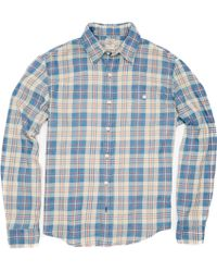 Faherty Brand Cardiff Shirt - Lyst