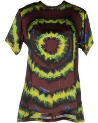 Rodarte Multicolor Blouse - Lyst