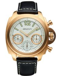 Argenti - Expression Men's Watch - Lyst