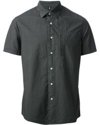 Dondup Short Sleeve Shirt - Lyst