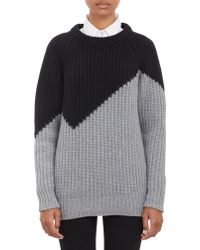 Esk Colorblock Pullover Sweater - Lyst