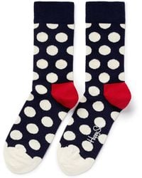 Happy Socks | Big Dot Socks | Lyst