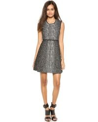 BCBGMAXAZRIA Dina Dress - Lyst