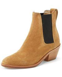 Rag & Bone Dixon Boot brown - Lyst