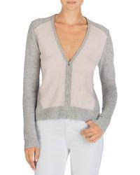 J Brand Edie Cashmere Sweater - Lyst