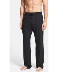 Derek Rose Men'S Microfiber Lounge Pants - Lyst