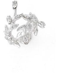 Marchesa | 'leaf' Wrap Ring | Lyst