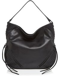 She + Lo - She + Lo Rise Above Studded Hobo - Lyst