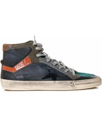 Golden Goose Deluxe Brand 212 Hightop Leather Trainers - Lyst